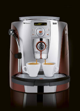 macchina elettrica caffè saeco