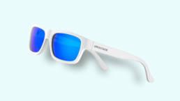 occhiali bianchi